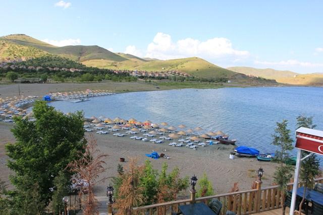 Hazar-Gölü-Plajı